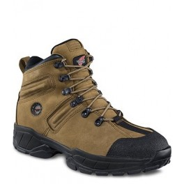 d498352869c 6682 RED WING MEN'S HIKER TAN - Safety Equipment